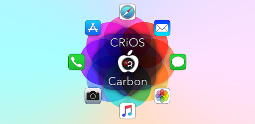 CRiOS Carbon – Icon Pack 2.2.8 (Patched)