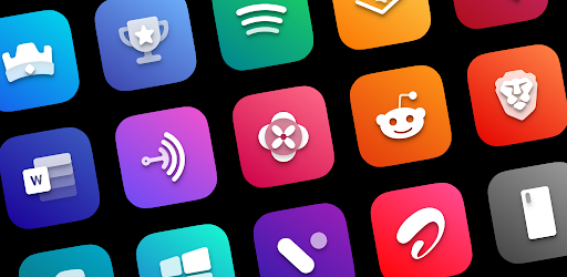 Galica Adaptive Icon Pack 4.5.3 (Patched)