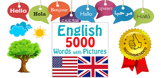 English 5000 Words with Pictures v22.0 (PRO)