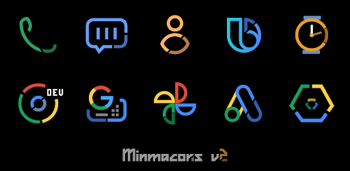 MinMaCons Icon Pack v2.1 (Patched)