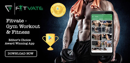 Fitvate Gym Workout Trainer Fitness Coach Plans 8.1 (Mod)