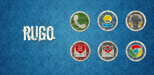 Rugo – Icon Pack 5.0.1 (Patched)