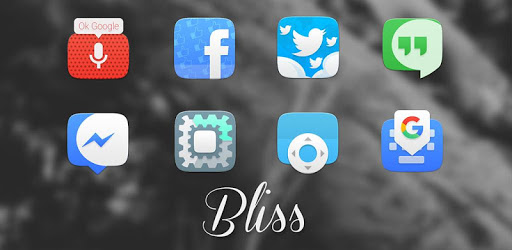 Bliss – Icon Pack v1.8.4 (Patched)