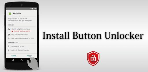 Install Button Unlocker MOD APK 4.2 (Unlocked)