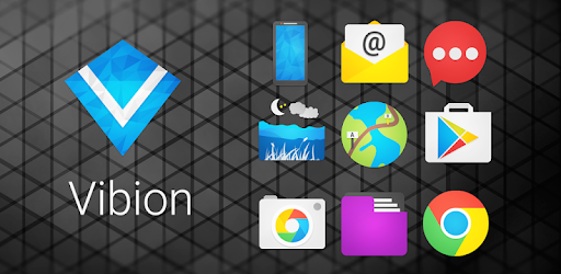 Vibion – Icon Pack 5.7.9 (Patched)