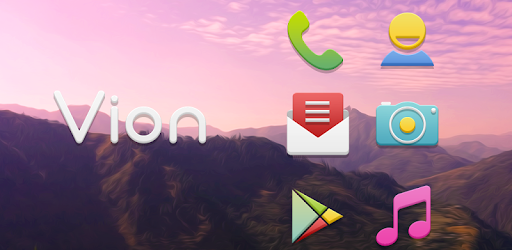 Vion – Icon Pack v4.8.0 (Patched)