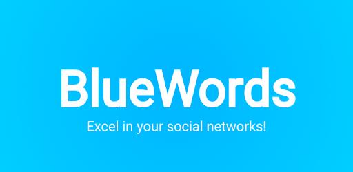 Blue Words MOD APK 7.0.6 (Premium)