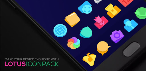 Lotus Icon Pack v2.6 (Patched)