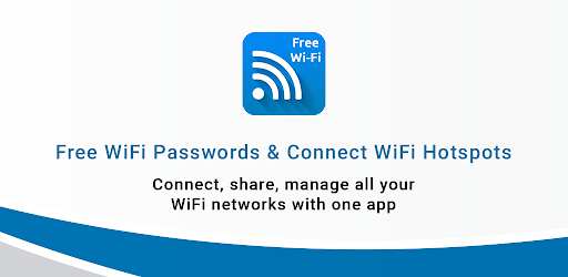 Free WiFi Passwords & Connect WiFi Hotspots 1.85 (Pro)