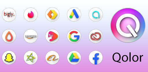 Icon Pack – Qolor v1.5.5 (Patched)
