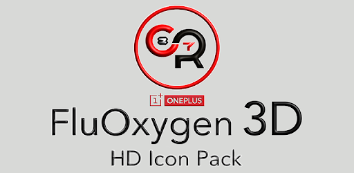 FluOxigen 3D – Icon Pack 2.5.3 (Patched)