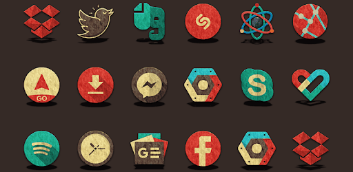Retron-UI Icon Pack v2.0 (Patched)