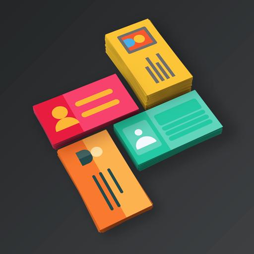 Business Card Maker, Visiting Card Maker 2021 37.0 (Premium)
