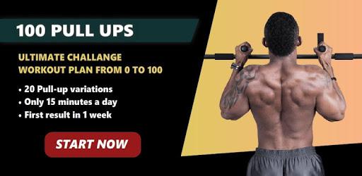 100 Pull Ups Workout MOD APK 3.2.5 (Premium)