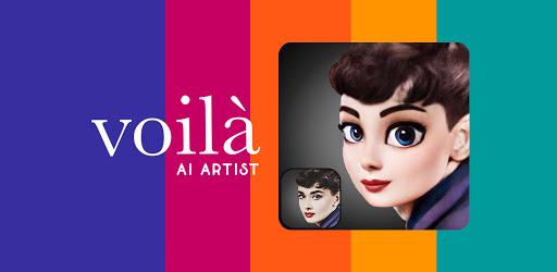 Voilà AI Artist MOD APK 0.9.9 (Pro)