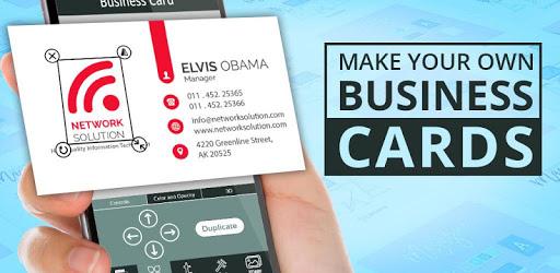 Business Card Maker MOD APK 1.6 (Premium)