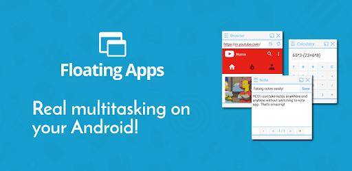 Floating Apps Free (multitasking) 4.14 (Full)