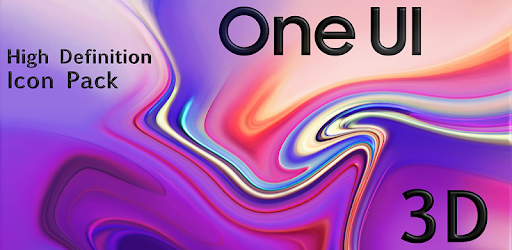 One UI 3D – Icon Pack 2.5.1 (Patched)