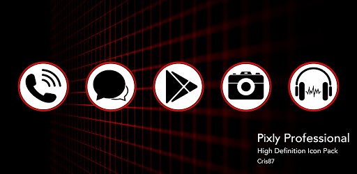 Pixel Professional – Icon Pack 2.1.5 (Patched)