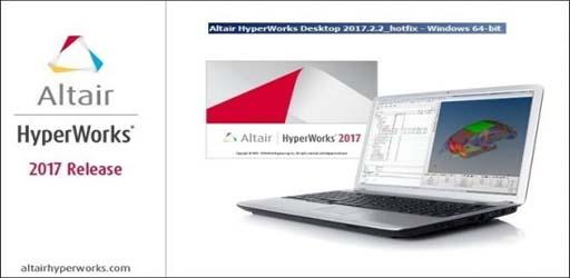 Altair HW Desktop v2019.1.6 (x64) Hotfix Only