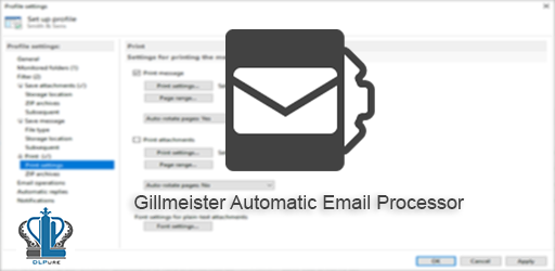 Gillmeister Automatic Email Processor v2.17.3 (Ultimate)