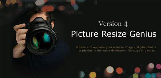 Picture Resize Genius v4.3 (Full version)