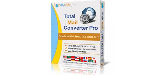 Total Mail Converter Pro v6.1.0.177 (Multilingual)