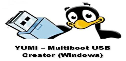 YUMI (Your Universal Multiboot Installer) UEFI v0.0.4.1