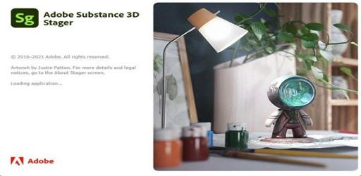Adobe Substance 3D Stager v1.0.2 (x64)