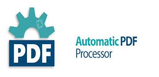 Gillmeister Automatic PDF Processor v1.9.0