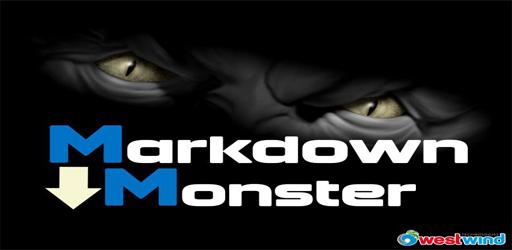 Markdown Monster v2.0.12 (Full Version)