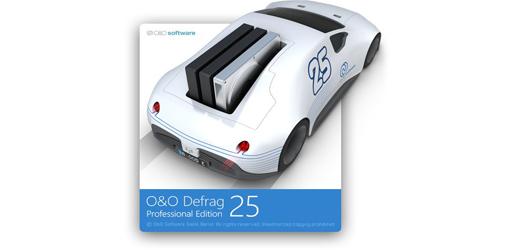 O&O Defrag Professional v25.0 Build 7210