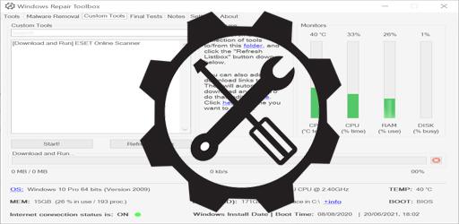 Windows Repair Toolbox v3.0.3.3 (Full Version)