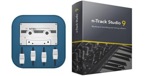 n-Track Studio Suite v9.1.5 Build 4389 Beta (Multilingual)