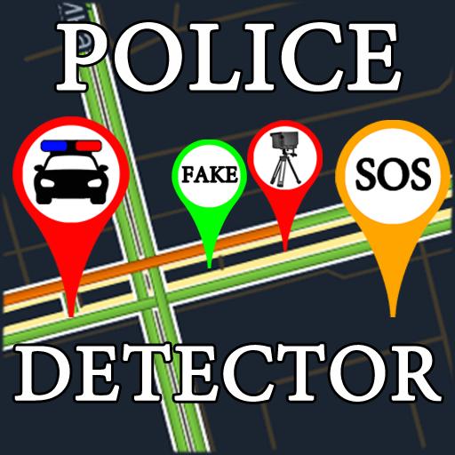 Police Detector (Speed Camera Radar) v2.69 (Premium)