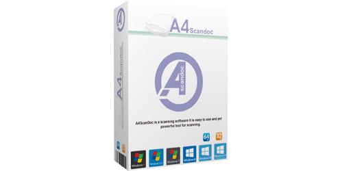 A4ScanDoc v2.0.9.0 (Multilingual – Full Version)